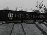 乐虎国际唯一授权_洲际酒店标牌